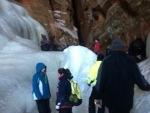 Lake Superior Ice Caves FieldStudy